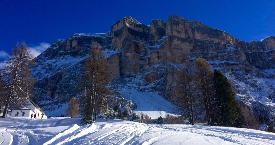Dolomiten Alta Badia Januar 2015 © Tiziana Canins
