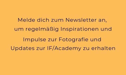 Newsletter IF/Academy Fotoworkshops