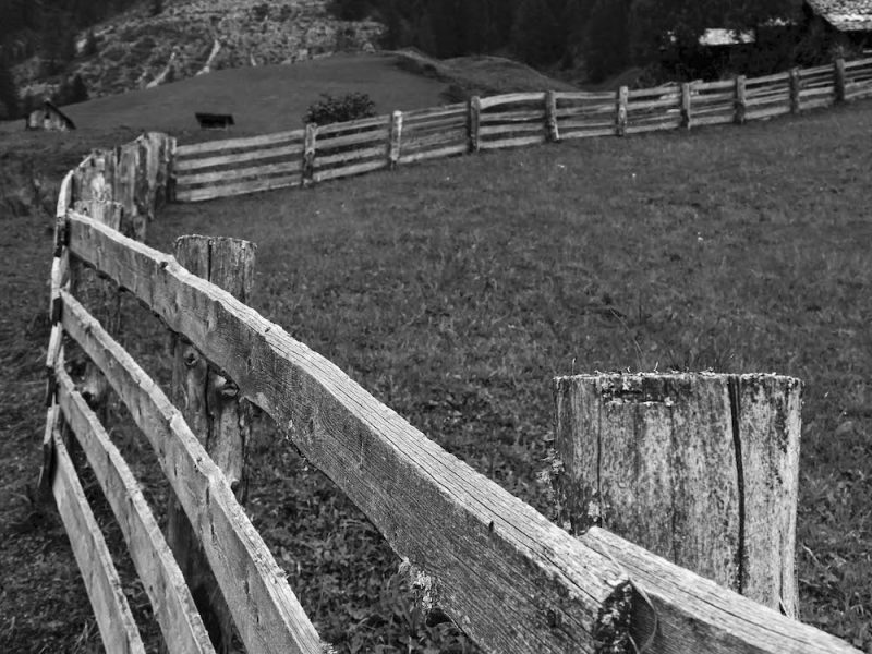 © Peter Brütsch – Mühlendorf Lungiarü, Südtirol