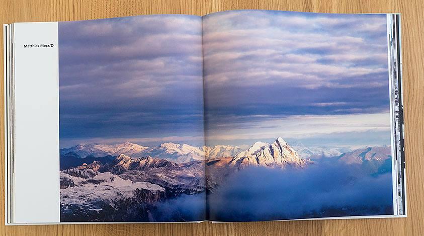 Fotobuch Dolomiten