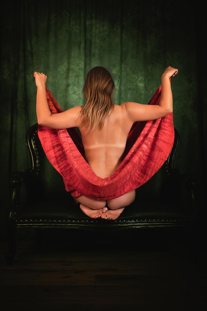 @ Bernhard Brause | Sofagespräche – Model Franziska