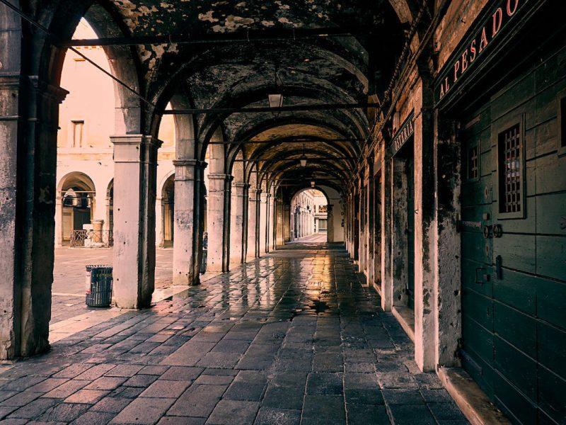 John McDermott | Venedig