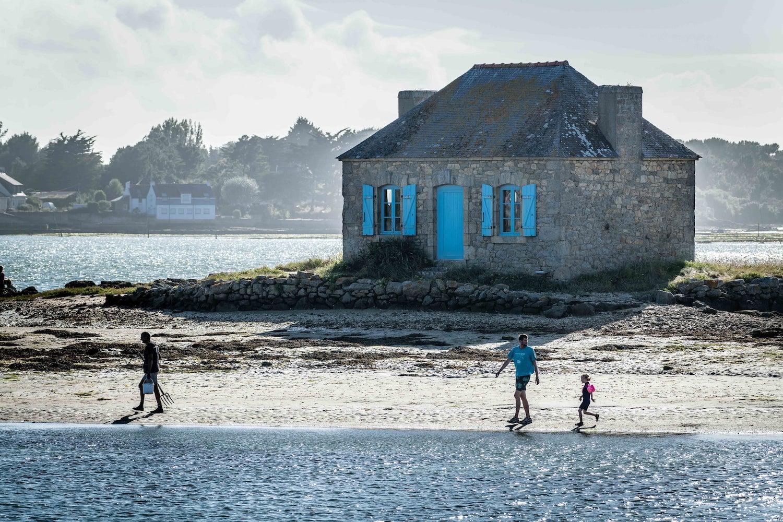 © Manfred Görgens – Menschen in der Bretagne