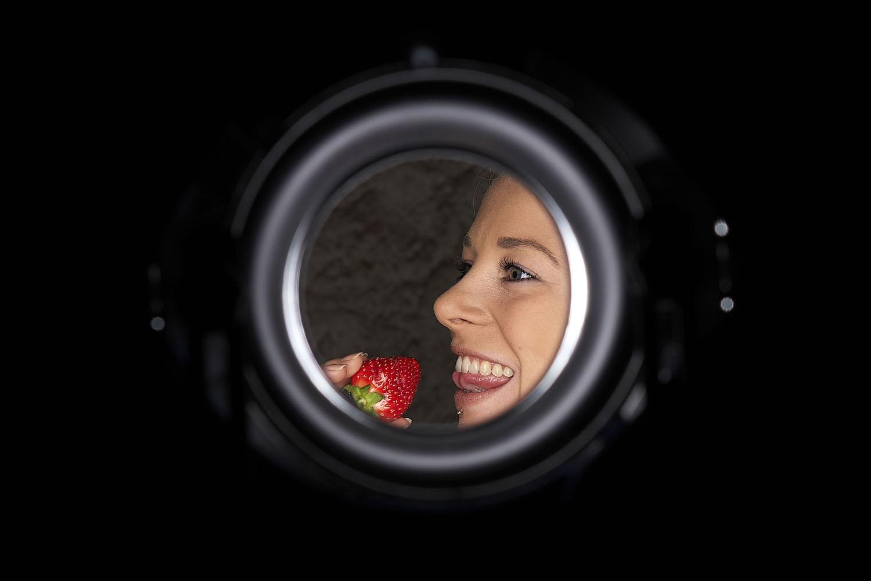 Foto Model Juli Grace | Reduktion beim Fotografieren | Food Fotoworkshop