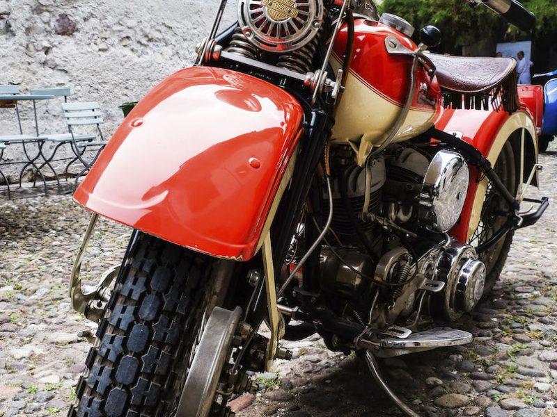 © Jule Sagnak | SommerAkademie 2018 | Oldtimer Motorräder Fotoworkshop