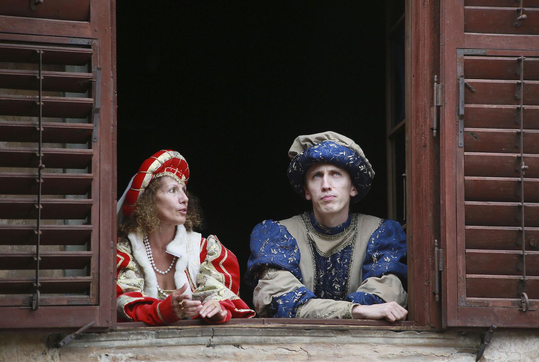 © Karin Thaler | SommerAkademie 2018 | Portraiture Workshop in historic costumes