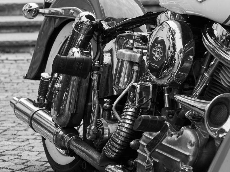 © Ingo Wächter | SommerAkademie 2018 | Harley Davidson Motorräder Fotoworkshop
