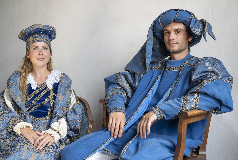 © Ralph Suikat | SommerAkademie 2018 | Portraiture Workshop in historic costumes